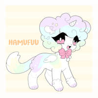 [ADOPT SET PRICE OPEN ] Unicorn Vibes by hamufuu