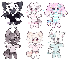 15USD/1500 POINT ADOPTS [CLOSED] by hamufuu