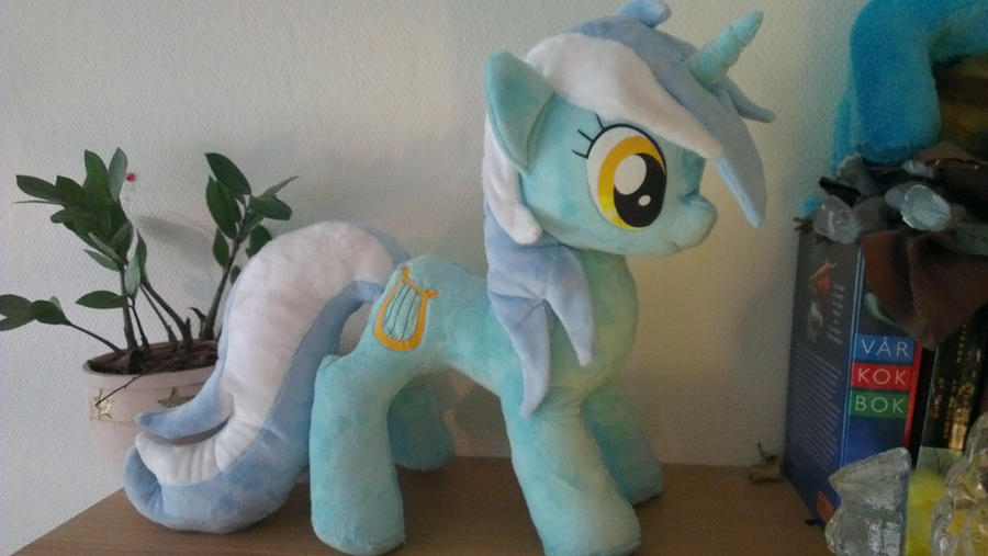 My little pony - Lyra heartstrings by Epicrainbowcrafts