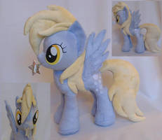 Derpy custom plushie by Epicrainbowcrafts