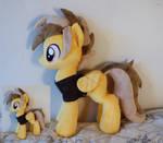 Comission of  OC pony Stegaaa