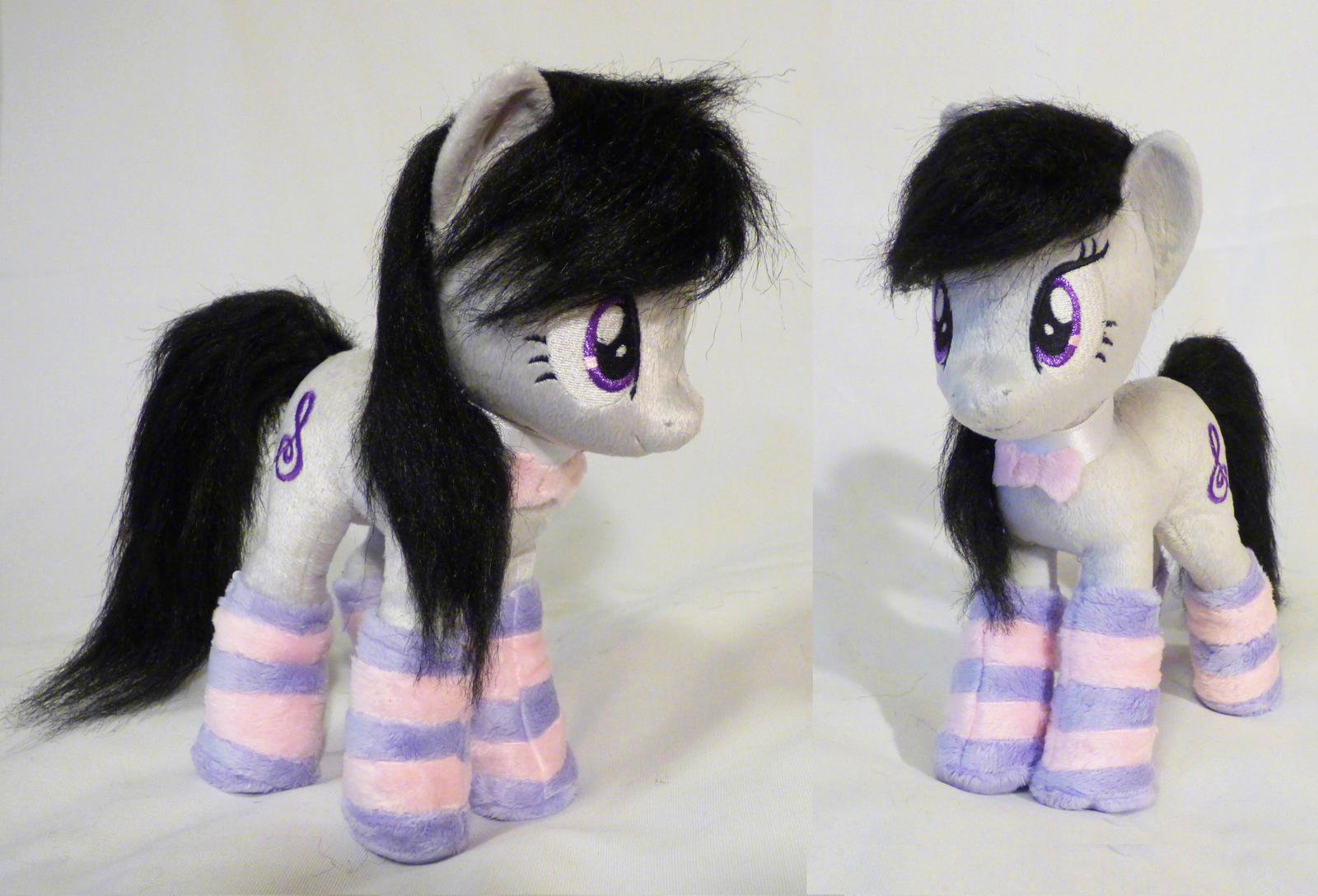 Octavia beanie plush with socks