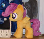 Scootaloo filly beanie plush
