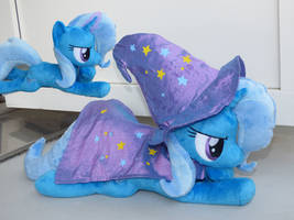 The great and poweful beanie Trixie! by Epicrainbowcrafts