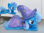The great and poweful beanie Trixie!