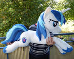Lifesize Shining armor comission