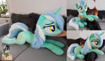 Lifesize Lyra plushie