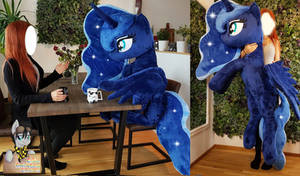 <b>The Lifesize Has Been Doubled!  75 Inch / 185cm!</b><br><i>Epicrainbowcrafts</i>