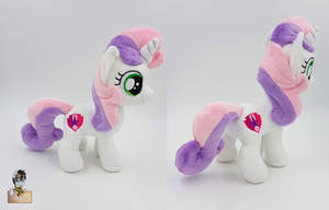 <b>Sweetiebelle Filly Beanie</b><br><i>Epicrainbowcrafts</i>