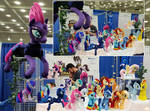 Bronycon 2018 - our booth!