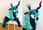 Queen Chrysalis Cuddle size plushie