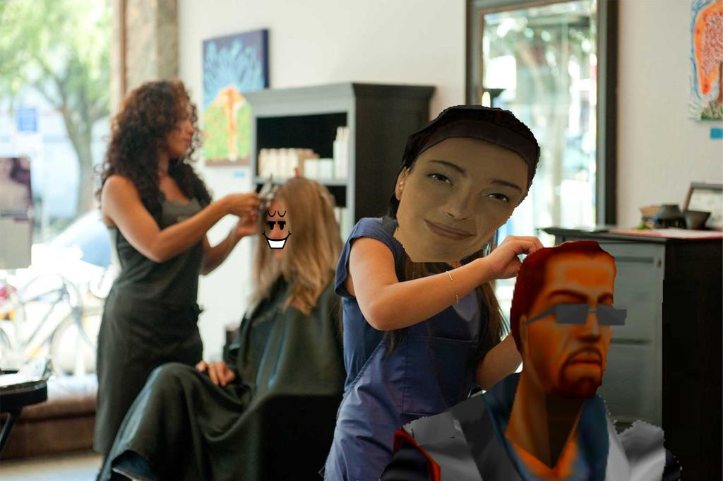 Aww man, you cut the ponytail. by epicponysparkle1456