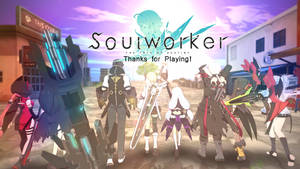 Thanks for Playing SoulWorker NA!