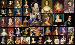 Famous Queens of History