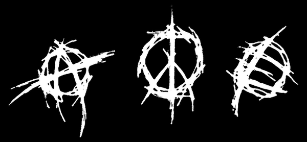 Anarchy Peace Symbols