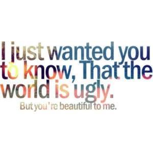 Gerard Way quote. by BVBFallenAngel