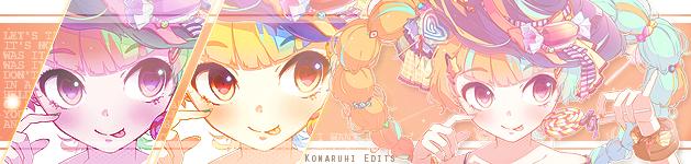 Signature #1 by konaruhii