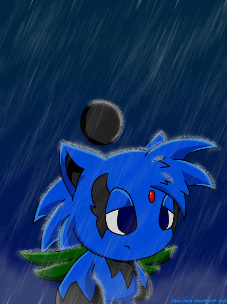 The Rain... by Zipo-Chan