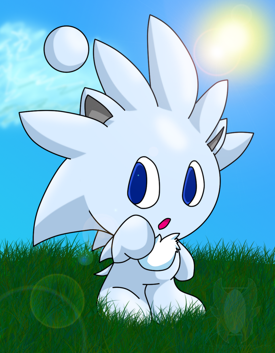 pictures at random Silver_Hedgehog_chao_by_Zipo_Chan