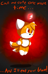 Tails Doll Chao by Zipo-Chan