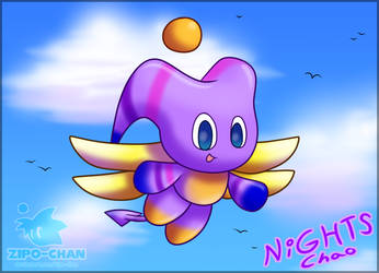 NiGHTS Chao Poster (2018)