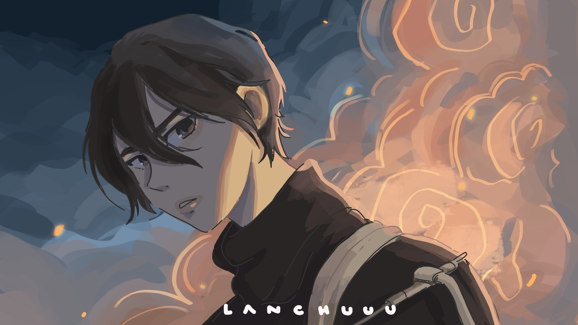Mikasa Ackerman Season 4 Redraw By Lanchuuu On Deviantart