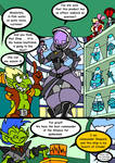 Growth effect : Tali Zorah page 1 by DrSGrowth