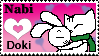 SamBakZa love Stamp by InvaderEma