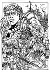 Roboute Guilliman - The Avenging Son (Inks)