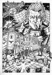 Rogal Dorn - The Praetorian of Terra (Inks)