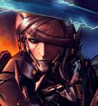 MGR:R - Raiden - Fan Art 2