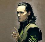 Loki - Fan Art 2