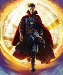 Doctor Strange - Fan Art 3