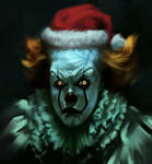 Festive Pennywise