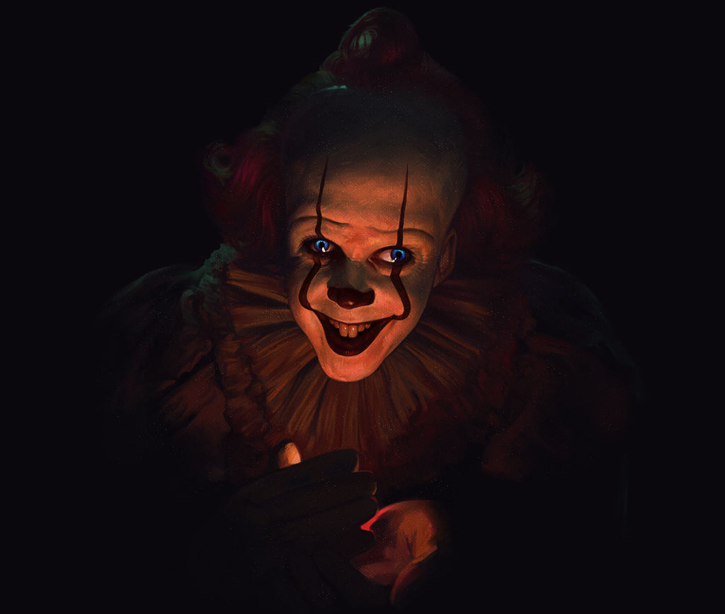 Pennywise - Chapter 2 Fanart