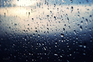 - Rain Drops  - by starlet123m
