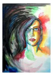Untitled - Self portrait