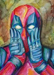 Deadpool by Snowowl
