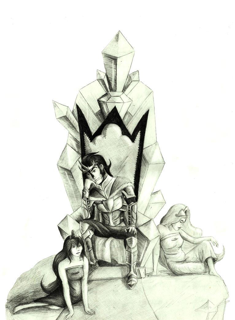 King Sombra by zryu