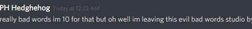 Random Discord Messages 2 by SonrielDreeee