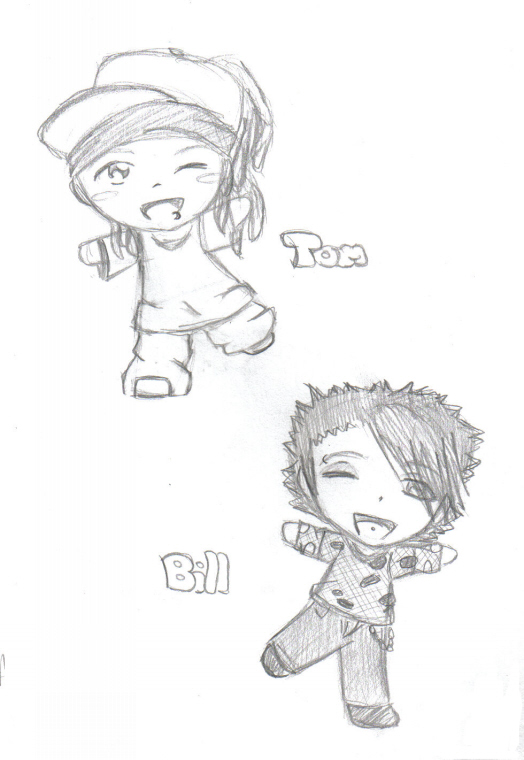 Tom and Bill Chi-bis by EpikAsia