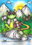 Frogson The Brave by MoonlightPrincess