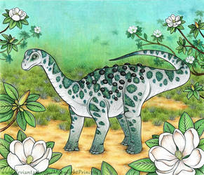 Magyarosaurus dacus
