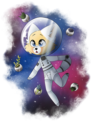 Space Cadet by SpindleSpice