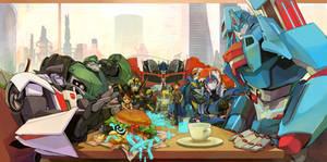 Optimus family