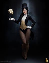 Emma Watson as Zatanna Zatara