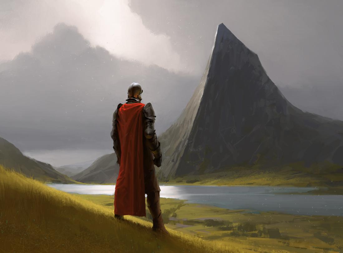 Knight-mountain