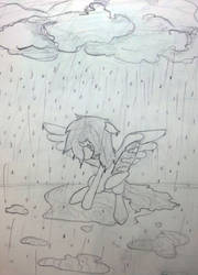 Why do you think she's called Raindrops? by jbtaint24