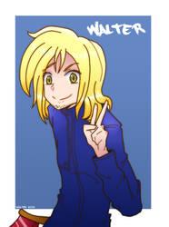 Walter Sullivan yandere (?) by Walter11x21