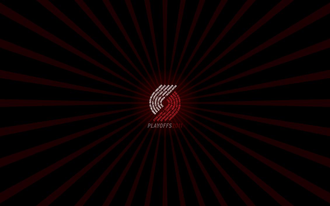 Blazers Playoffs2011 1920x1200 by rossconkey